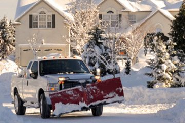 Corporate Snow & Ice Removal